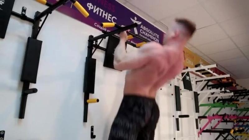 Эффективные упражнения на Турнике-Брусьях Железное тело.mp4