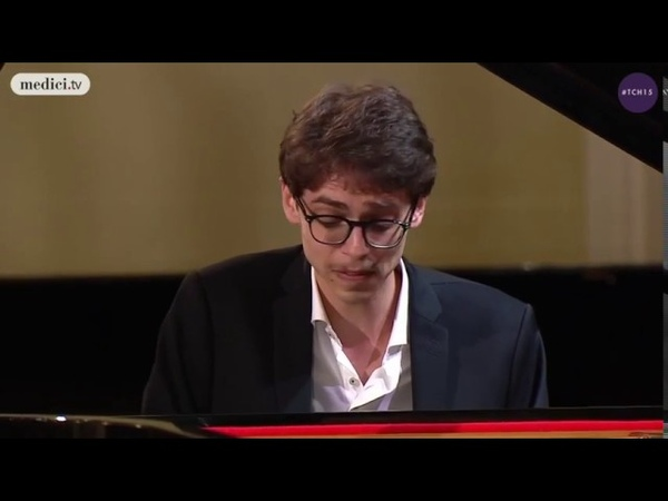 Prelude and Fugue in E flat major, Book 1, BWV 852 Lucas Debargue