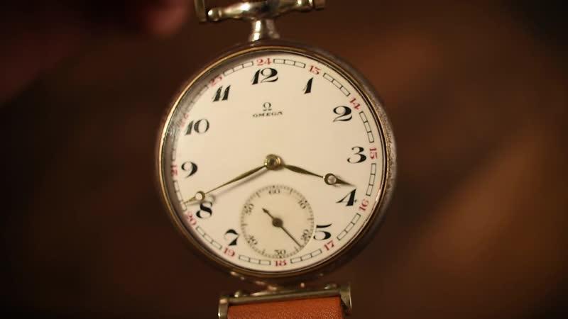 Видео обзор Omega. (Часы Марьяж).
