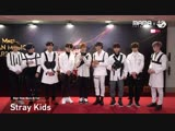 181210 Stray Kids на Thank You Stage in KOREA @ 2018MAMA x M2