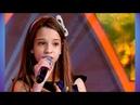 NATHI CRUZ Nada pode calar um adorador Jovens Talentos Kids Raul Gil 12 10 13