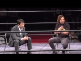 Toshiaki Kawada vs. Katsuhiko Nakajima (Toshiaki Kawada Produce - Holy War Vol. 2)