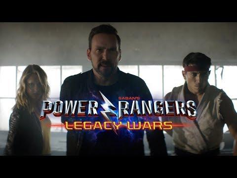 Power Rangers Legacy Wars Street Fighter Showdown Official Teaser