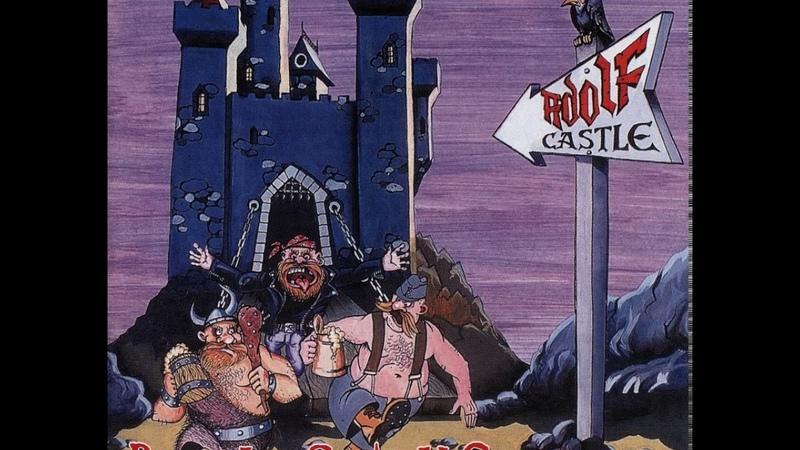 MetalRus.ru (Heavy Metal / Power Metal). ADOLF CASTLE - Really Crazy Germans (1994) [Full Album]