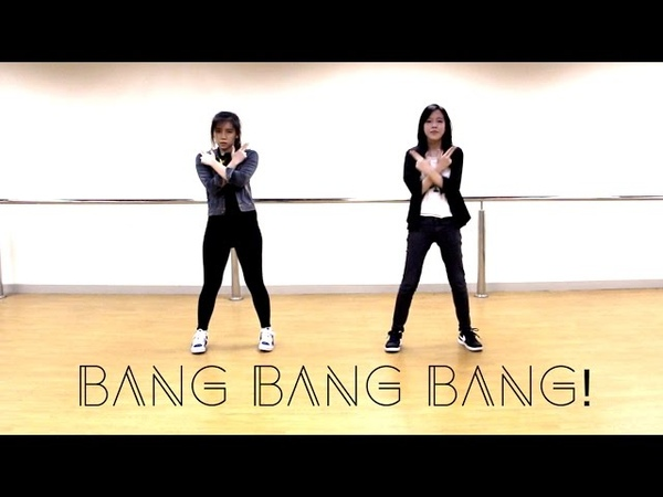 BIGBANG - 뱅뱅뱅 (BANG BANG BANG) Dance Cover by Syuen Crystal