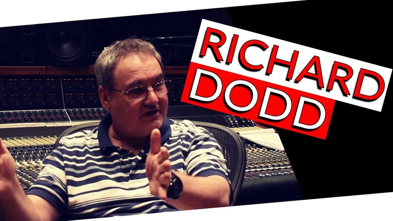 Vocal Tuning in the 70s! (Talking with Richard Dodd) - Warren Huart Produce Like A Pro