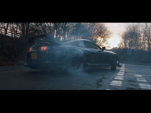 Night Lovell - The Renegade Never Dies | TOYOTA SUPRA