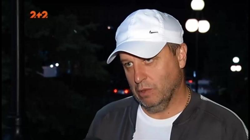 Головний тренер Зорі Юрій Вернидуб прокоментував свою розмову з президентом клубу Євгеном Гєллєром після вильоту з Ліги Європи т