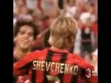 Первый гол Андрея Шевченко в Супер Кубке Италии против Лацио. 08/21/2004