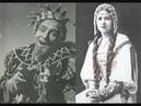 Leonard Warren Bidu Sayão - Rigoletto finale (1945 live)