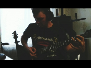 Metallica Master of puppets intro cover (standart tuning c#)