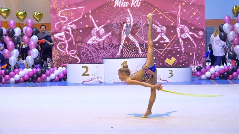 ЭМИЛИЯ БЕРКОЗОВА 2010, ФИНЛЯНДИЯ Miss RG 09.12.20188