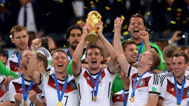 Победителем ЧМ-2018 стала сборная Франции