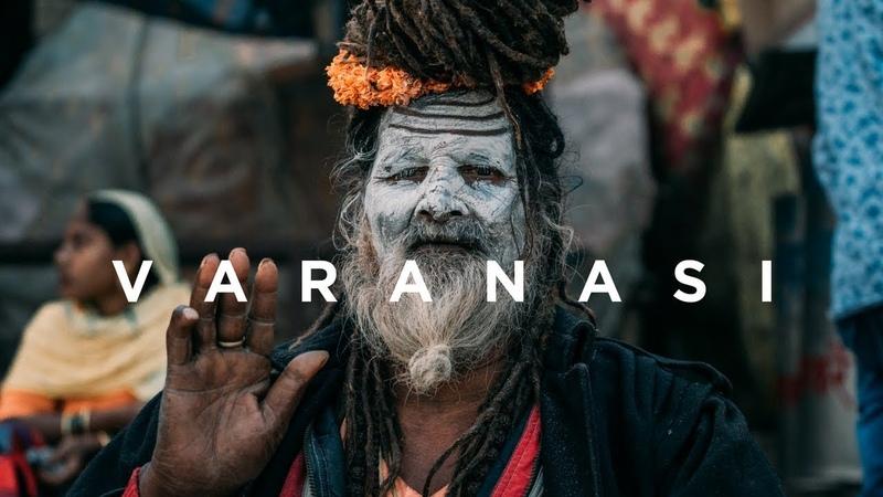 VARANASI - Cinematic travel film (Sony A7iii)