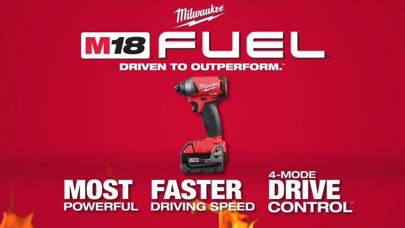 "Milwaukee® M18 FUEL™ 14"" Hex Impact Driver"