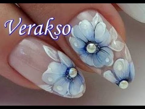 Nail Art Tutorial from Verakso✔New Nail Art Designs (BeautyIdeas Nail Art)