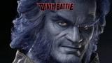 Beast flips into DEATH BATTLE!
