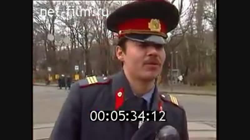 Интервью граждан Украины о выходе из СССР (1991г.)