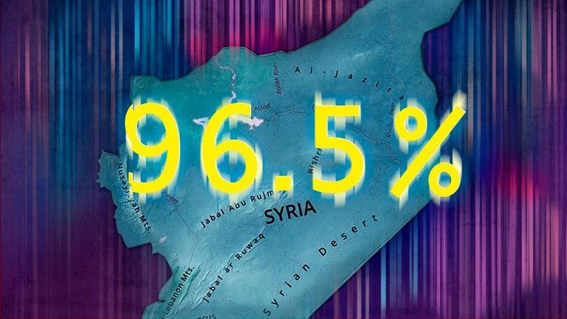 Военная обстановка в Сирии, 12.12.2018: Армия РФ - 96.5% Сирии Под Контролем Правительственных Сил