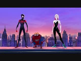 Человек-паук уже в Хэппи Мил!