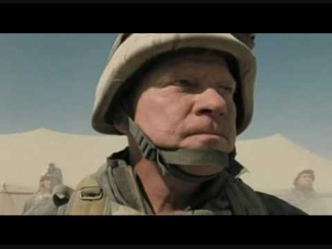 Generation Kill Stg. Maj. Speech