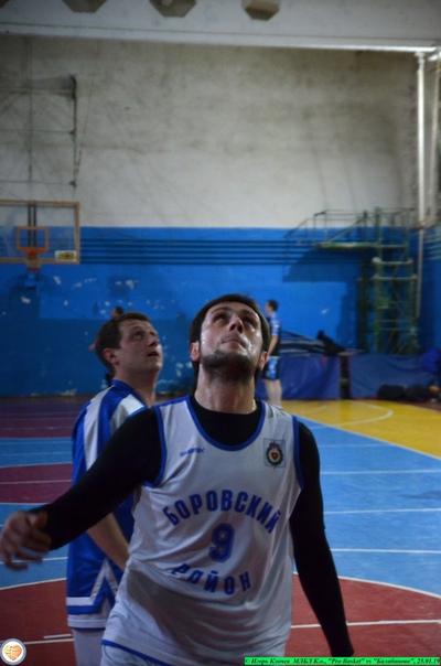 """МЛБЛ К.о., """"Pro Basket"""" vs """"Балабаново"""", 25.01.19"""