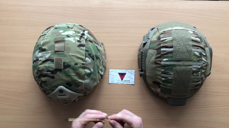 Revision Military Viper P2 Mid Cut helmet and ECH( Infantry set)