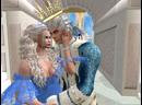 Игра Second Life В гостях у сказки Поздравления влюбленной пары Skazkaaa alexmxn 1 с годовщиной Клуб Ля минор