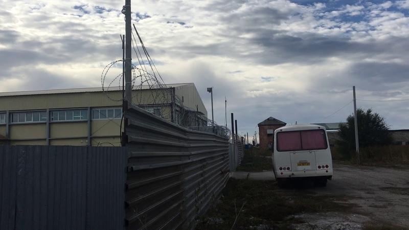 Складское помещение 1000 кв.м. в с. Лопатино Самарской области.