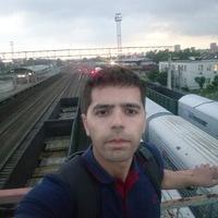 Анкета Рустам Нурулоев
