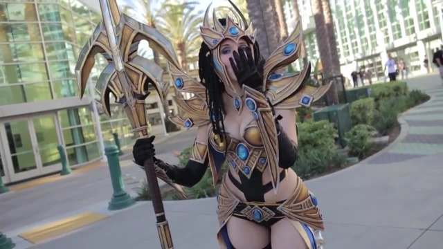 BLIZZCON Girls are Beautiful!