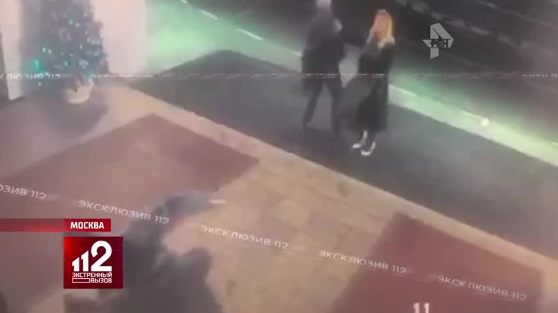 Бизнесменов избили в Космосе! Видео!