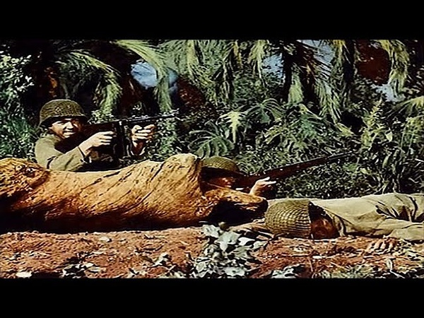 SUICIDE BATALLION | Pacific War | Full Length War Movie | English