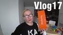 Vlog 17 Танцы Чайнизфуд Снежный шторм в Джерси и обычная пятница