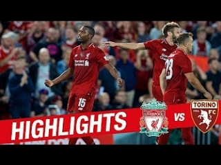 Highlights: Liverpool 3-1 Torino | Klopps men wrap up pre-season in style