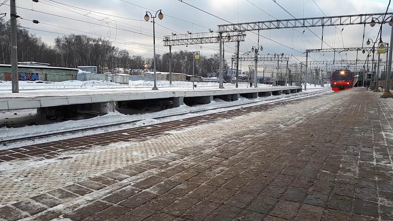 ЭД4М-0261 до Пушкино