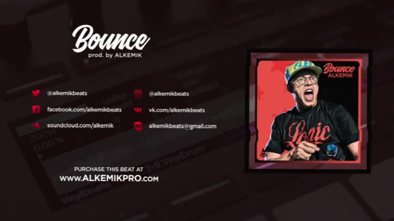 ALKEMIK - Bounce   Logic Type Beat