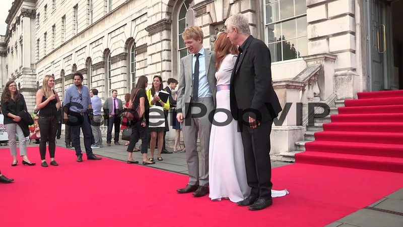 'About Time' World Premiere at Somerset House in London