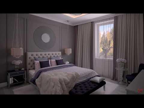 Дизайн- проект 4- комнатной квартиры площадью 130 м. в Москве для молодой семьи с ребёнком