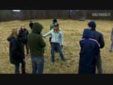 Hollywood.tv Newold footage from the Vampire Baseball (Twilight BTS)