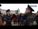 Первокурсники Московского университета МВД России имени Кикотя приняли присягу