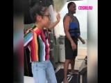 Уилл Смит зажигает на яхте в Майами