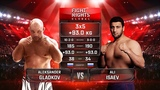 "FIGHT NIGHTS GLOBAL - ММА on Instagram: ""⚡FIGHT NIGHTS GLOBAL 90 |🇷🇺Александр Гладков (Россия) - 🇷🇺Али Исаев (Россия) 🇷🇺 Alexander Gladkov (Russia)..."