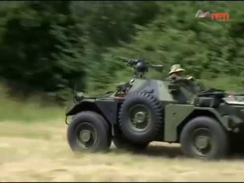 Daimler Ferret Scout Car