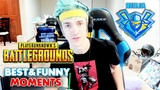 NINJA PUBG - Funny Moments (Best Moments, STREAM HIGHLIGHTS) Top Player Ep.2