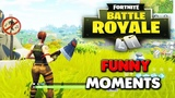 FORTNITE Funny Moments (Fortnite Battle Royale, Best Moments, Stream Highlights) Top Player Ep.2