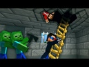 ☢️План побега! День 7. Зомби апокалипсис в майнкрафт! - Minecraft - Сериал