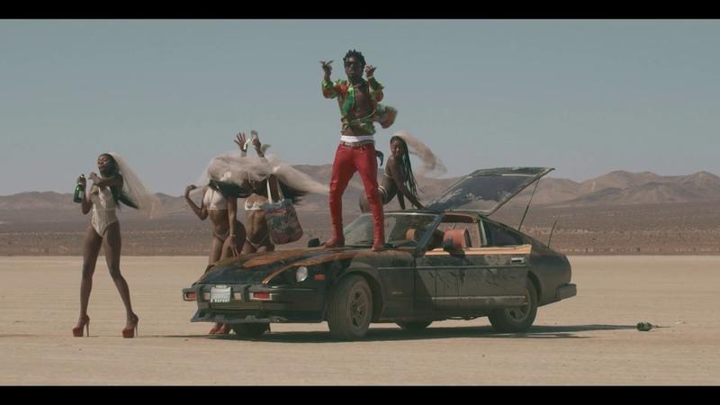 SAINt JHN - Lust ft. Janelle Kroll (Official Video)