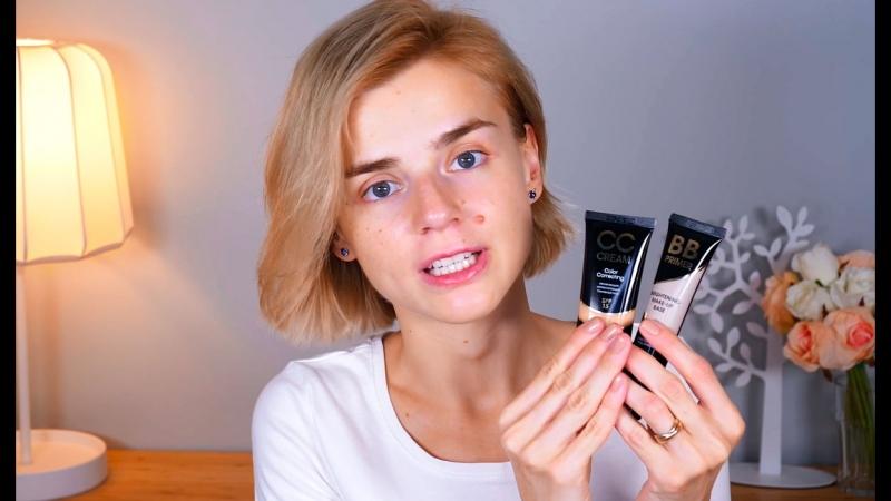 Антитренды макияжа яркий хайлайтер