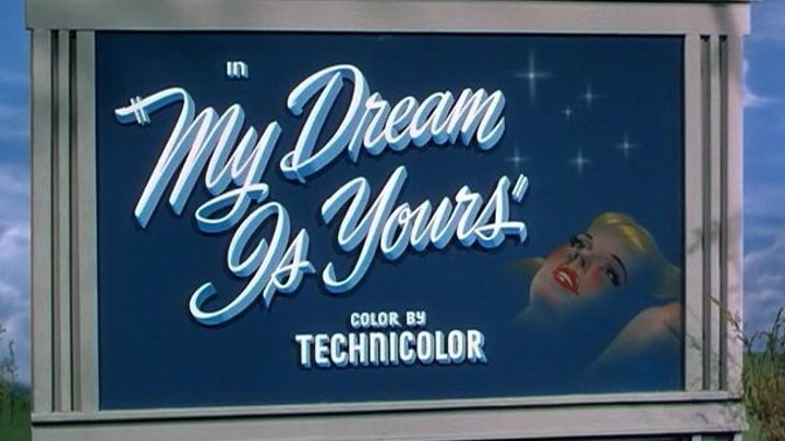 My Dream Is Yours (1949) | Full Movie | w Doris Day, Jack Carson, Adolphe Menjou, Eve Arden, Lee Bowman, S.Z. Sakall